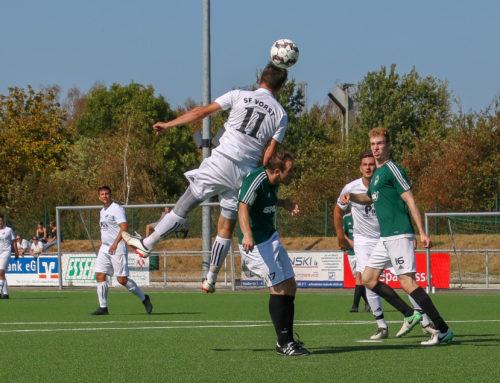 Fotostrecke VdS Nievenheim vs. 1. Mannschaft (19.8.18)