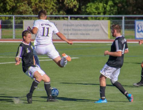 Gartz-Elf verliert nach hektischer Schlußphase 2:4 beim FC Süd