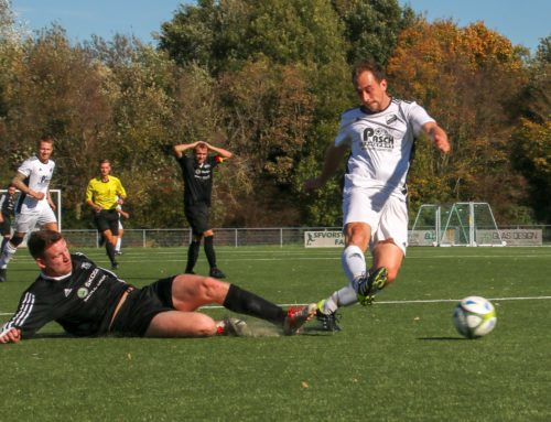 1:0 – Zweite verschafft sich Luft im Abstiegskampf!