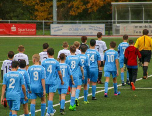 Sportfreunde-Junioren waren am Wochenende erfolgreich
