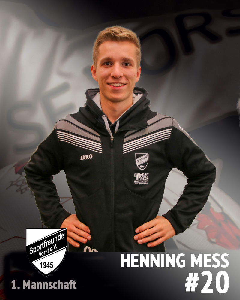 Henning Mess