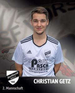 Christian Getz