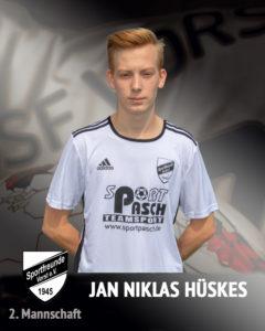 Jan-Niklas Hüskes
