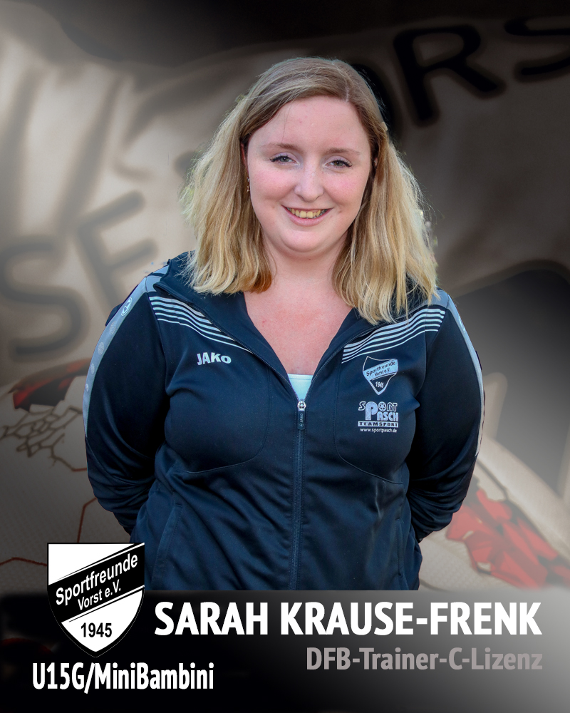 Sarah Krause-Frenk