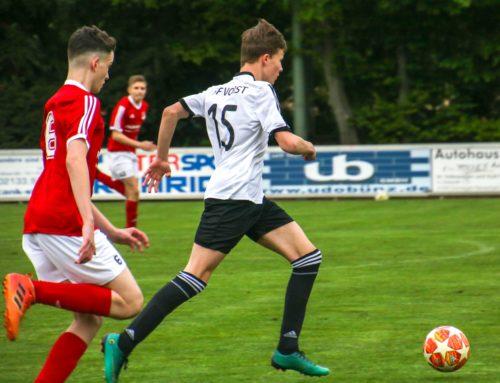 Luca Kempin läßt Meistertraum von Horrem platzen – 3:0!