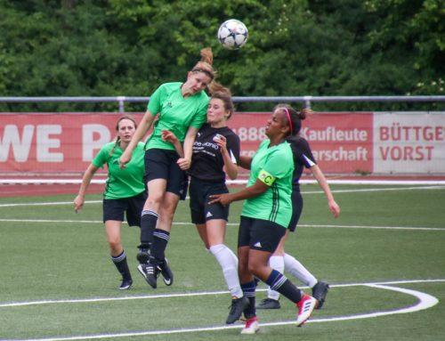 Frauen-Equipe nimmt mit 3:3 Abschied