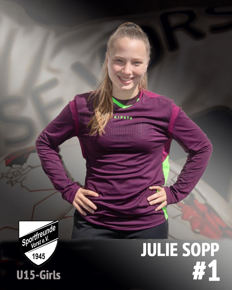 Julie Sopp