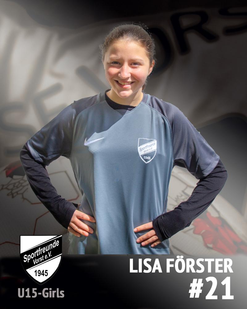 Lisa Förster