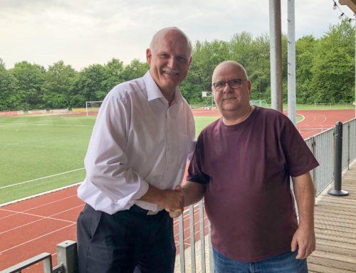 Dietmar Fedrowitz übernimmt 2. Mannschaft