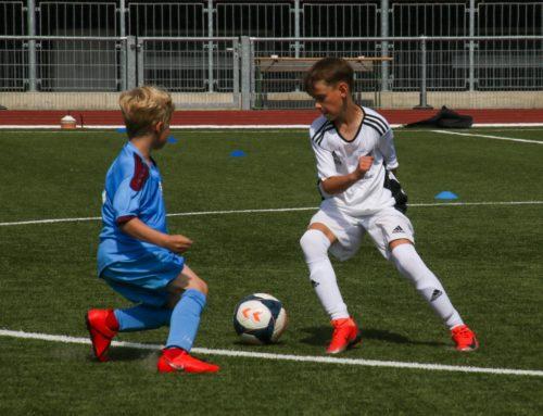 12:0 – U19 fegt Union Krefeld vom Platz