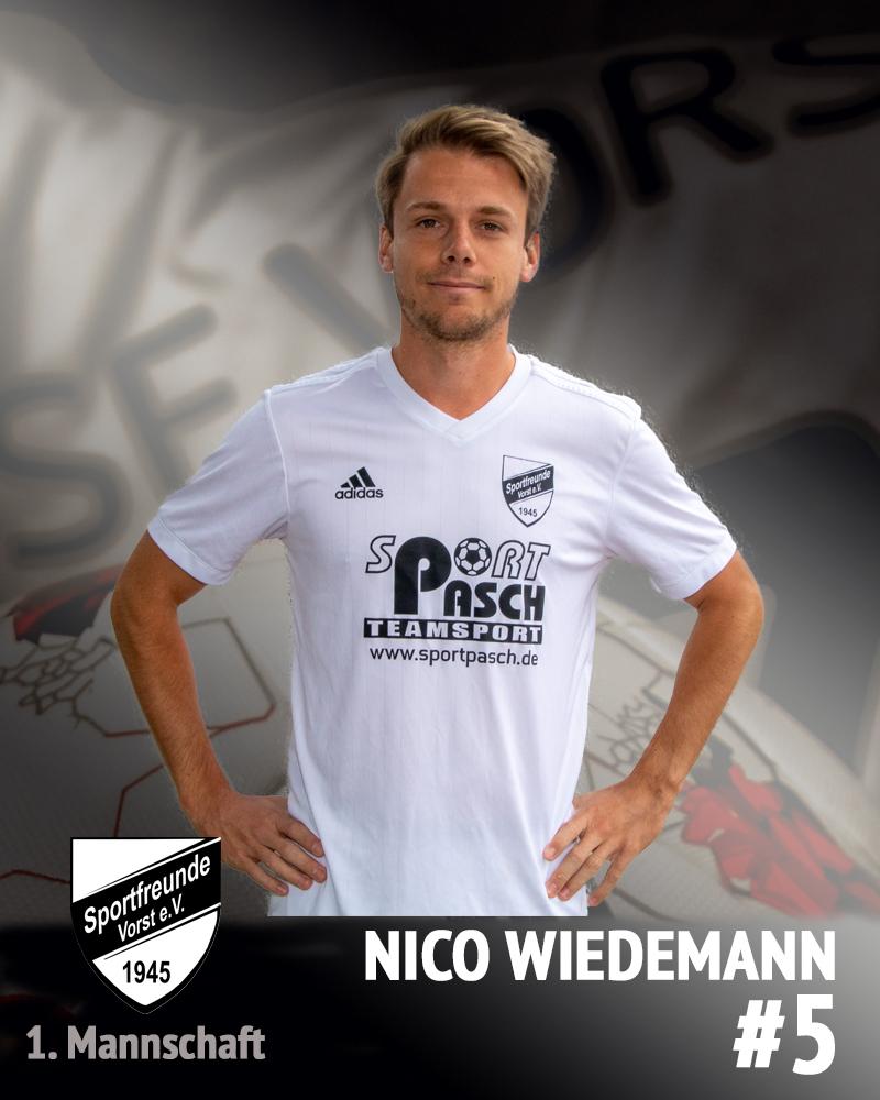 Nico Wiedemann