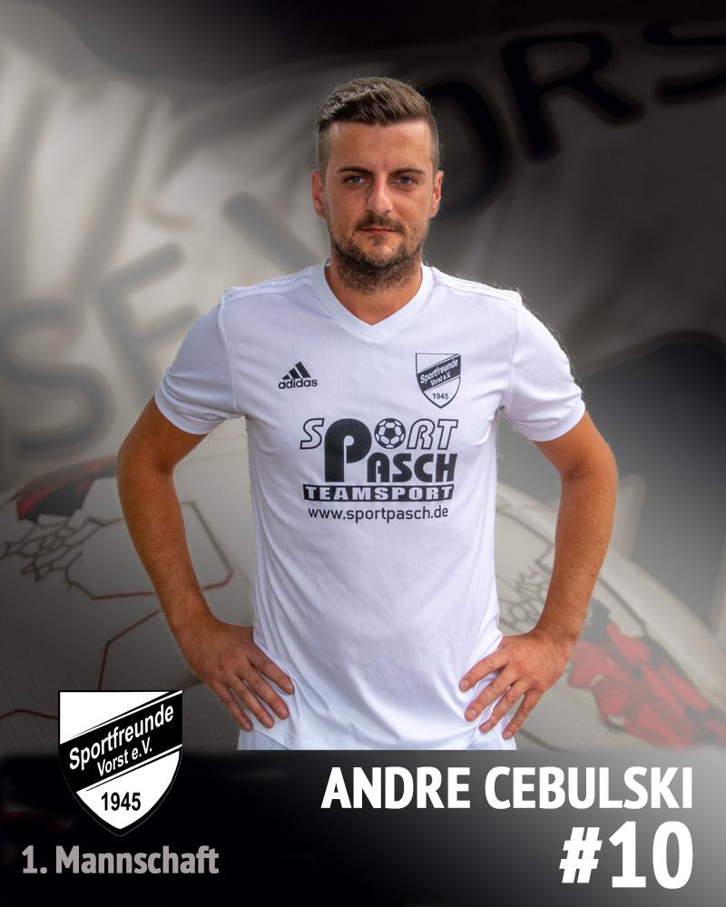 Andre Cebulski