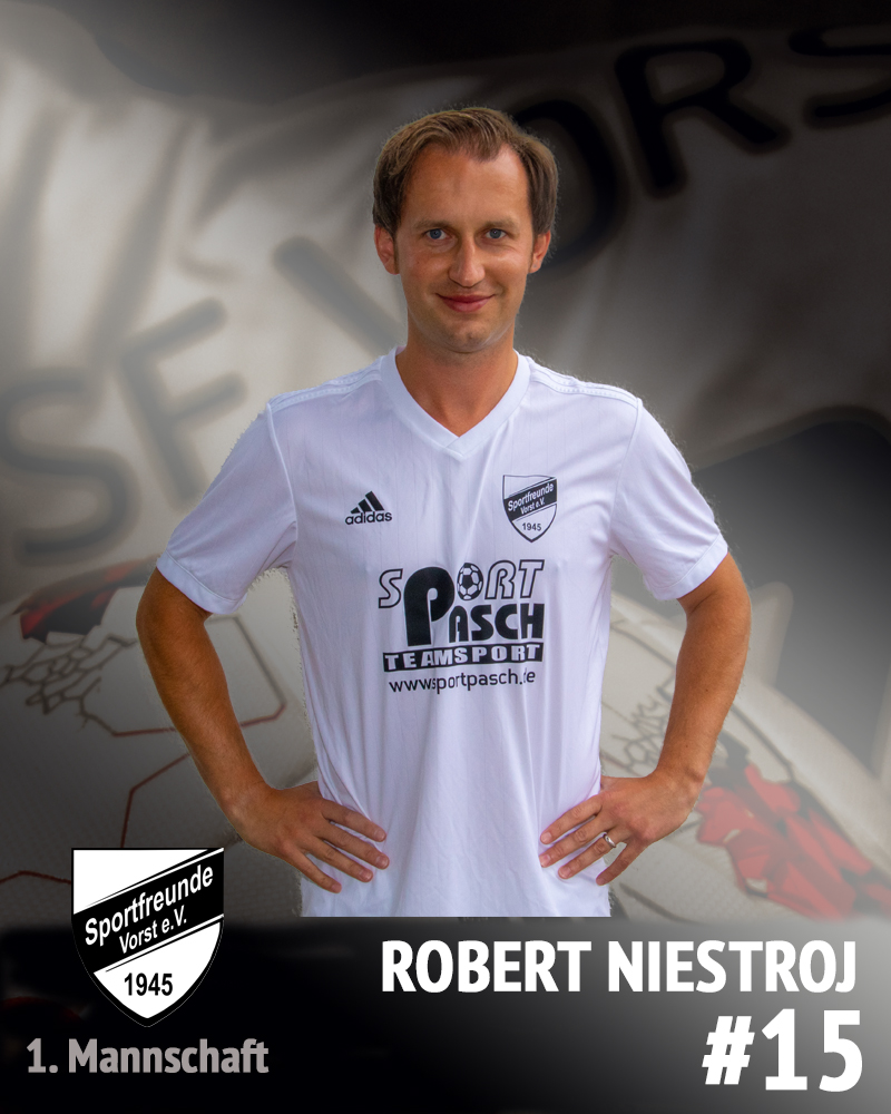Robert Niestroj