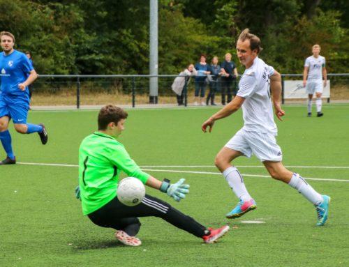 Dominante Erste besiegt die Teutonen-Zweite 5:0!
