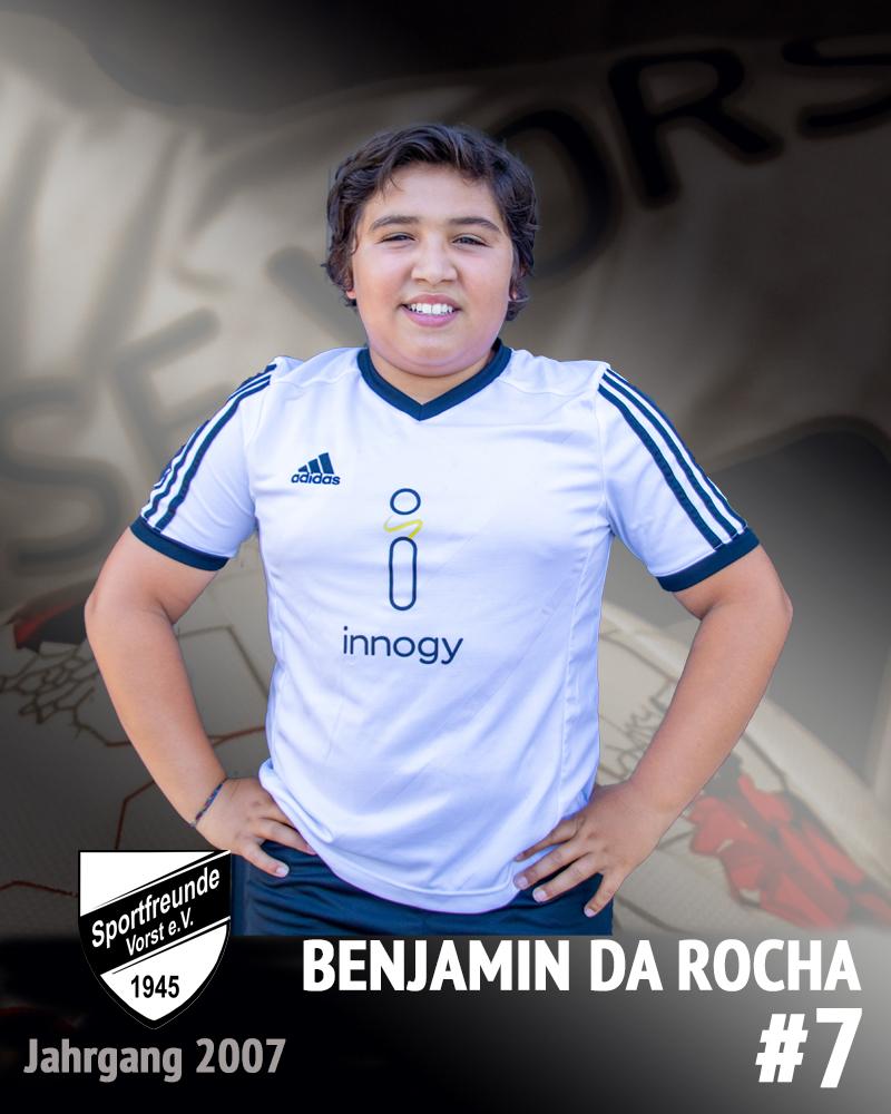 Benjamin da Rocha