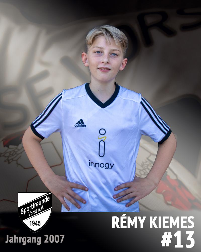 Rémy Kiemes