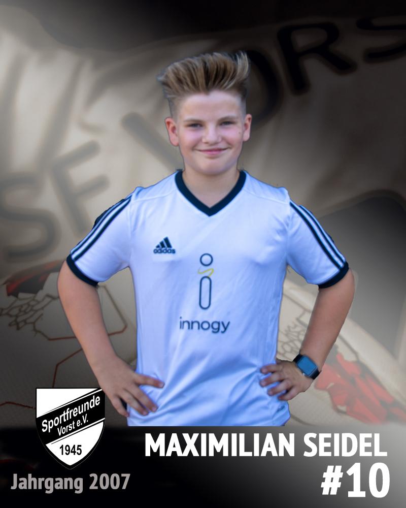 Maximilian Seidel