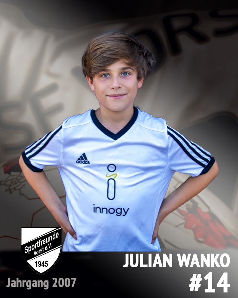 Julian Wanko