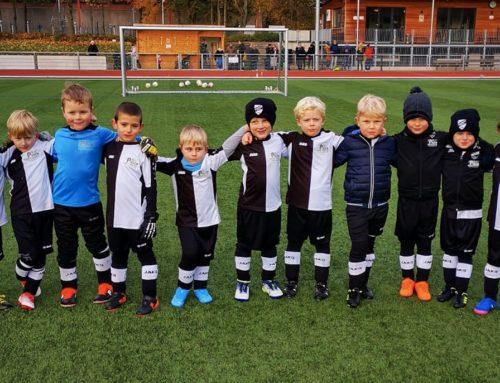 Jugend-Spieltag: Zwei Siege für die Sportfreunde