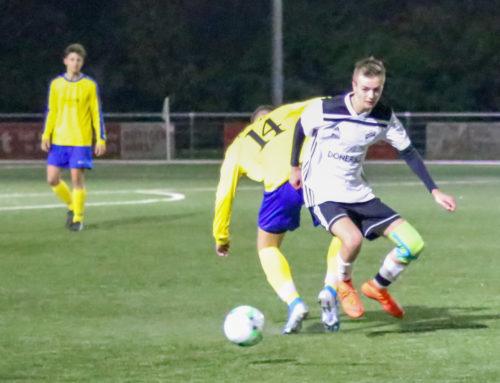 U19 holt respektables 3:3-Remis beim Sonderligisten SV Glehn