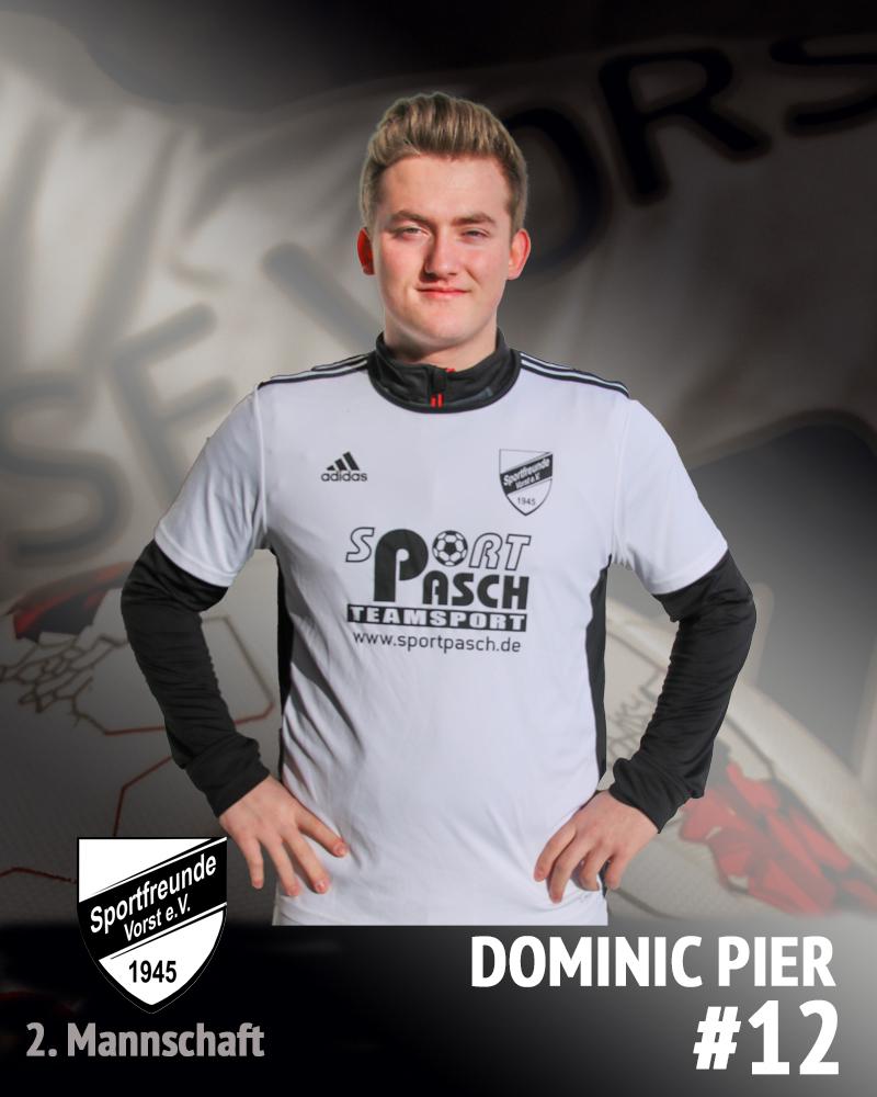 Dominic Pier