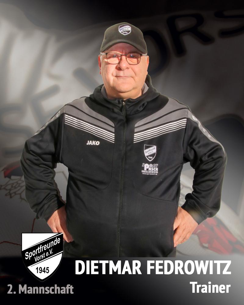 Dietmar Fedrowitz