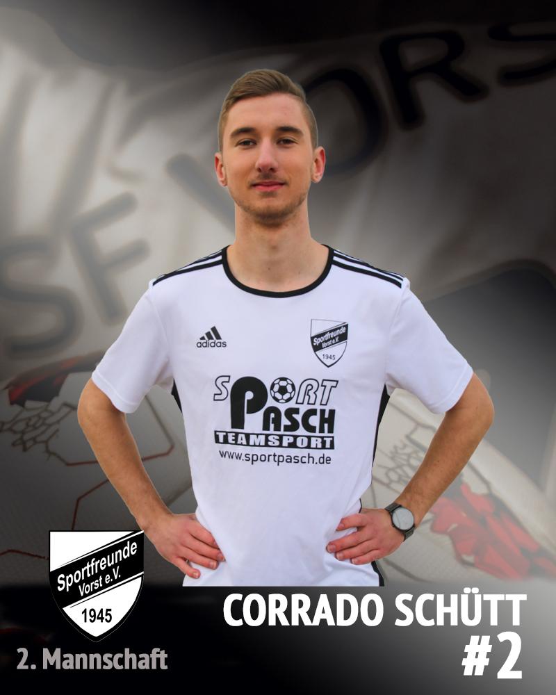 Corrado Schütt