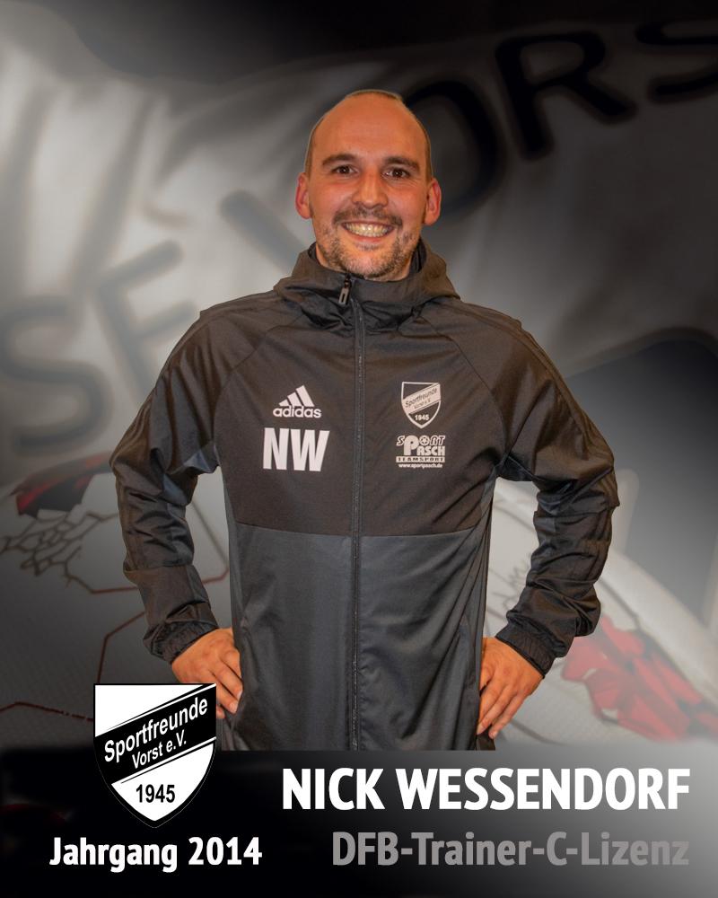 Nick Wessendorf