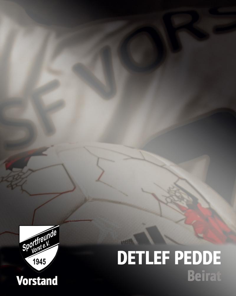 Detlef Pedde