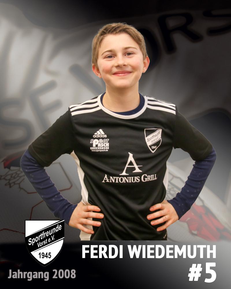 Ferdi Wiedemuth