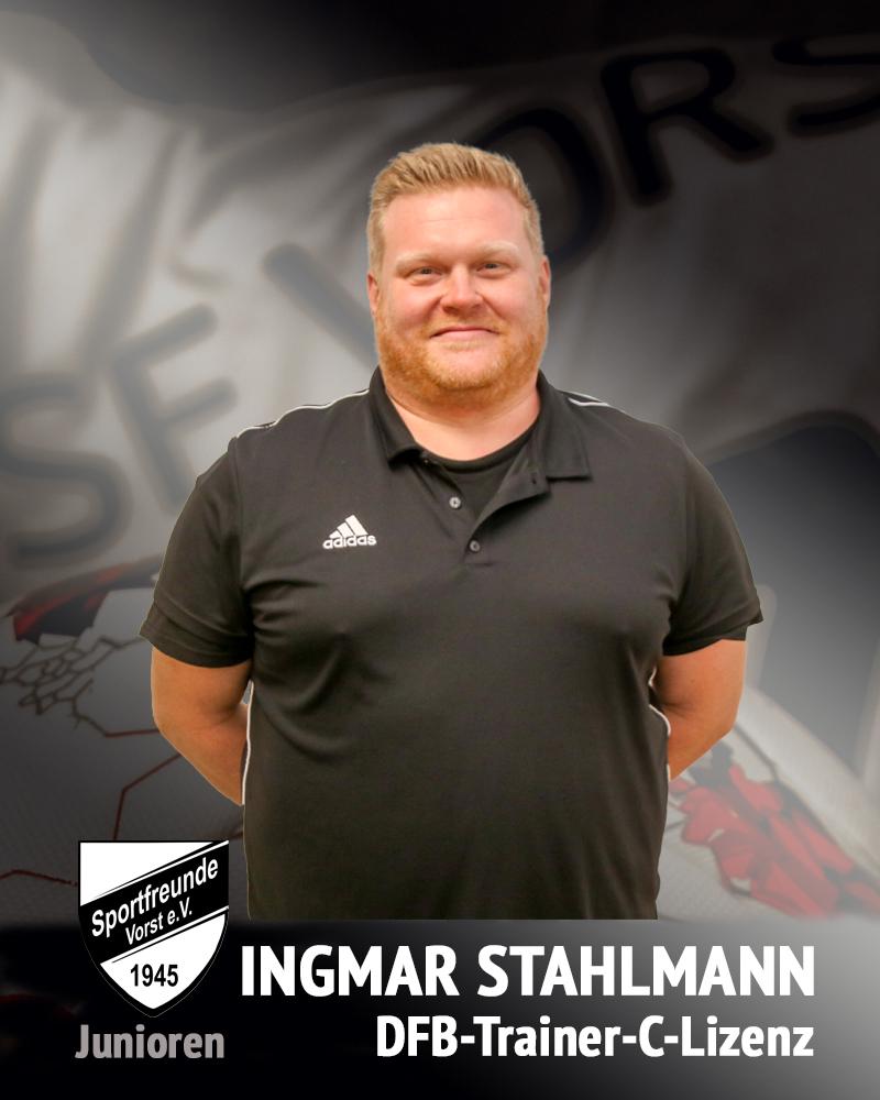 Ingmar Stahlmann