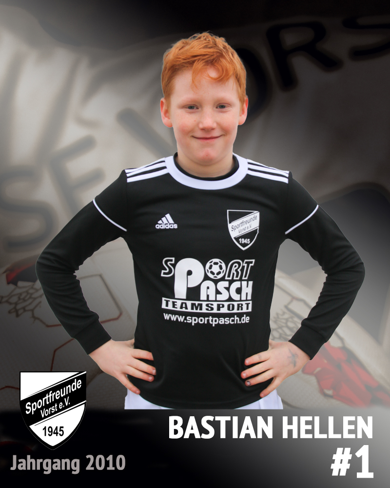 Bastian Hellen