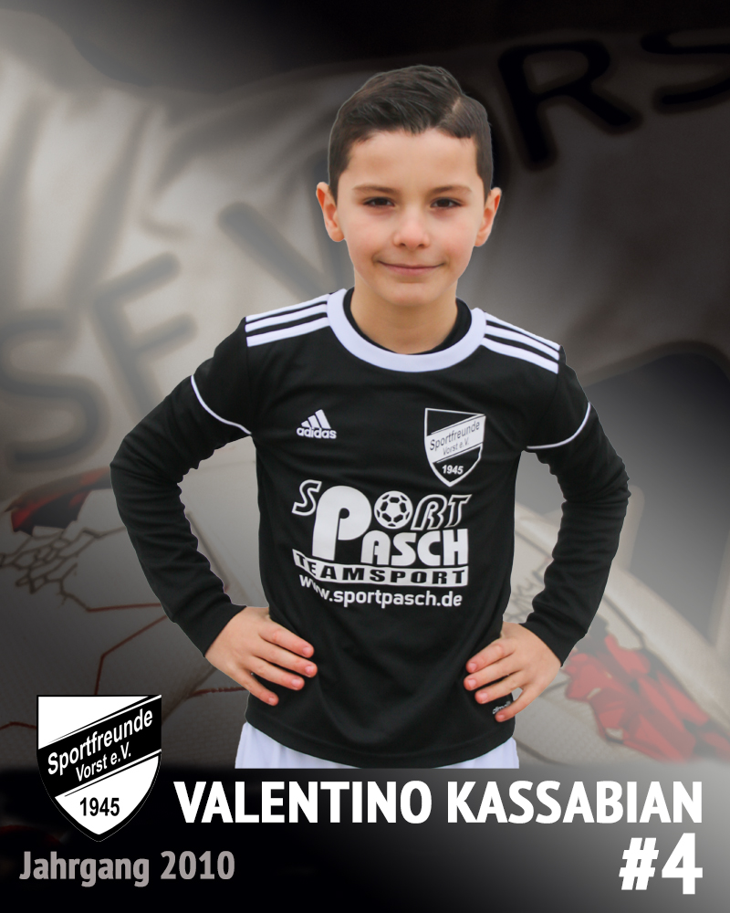 Valentino Kassabian