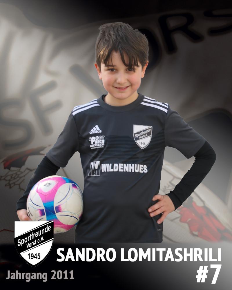 Sandro Lomatshrili