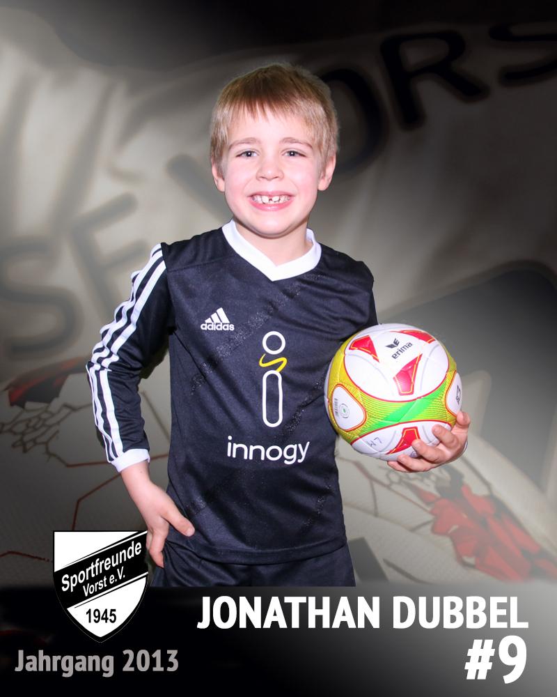 Jonathan Dubbel