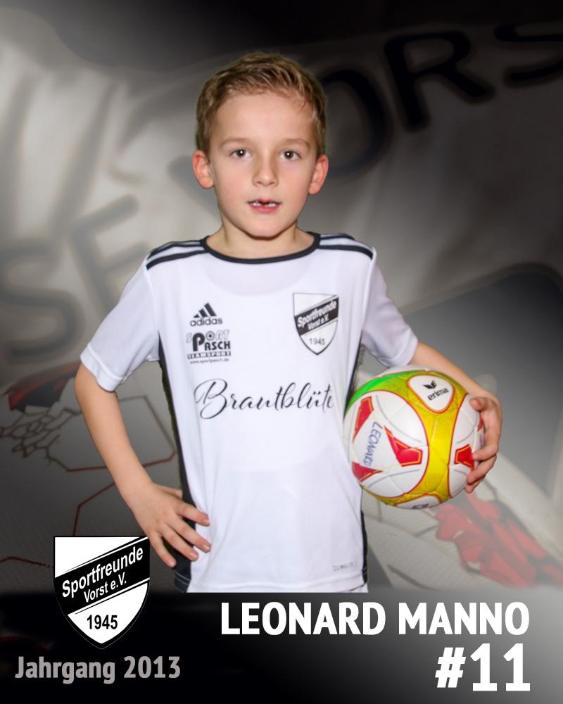 Leonard Manno