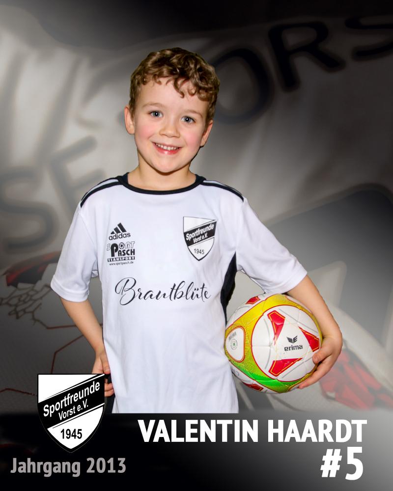 Valentin Haardt