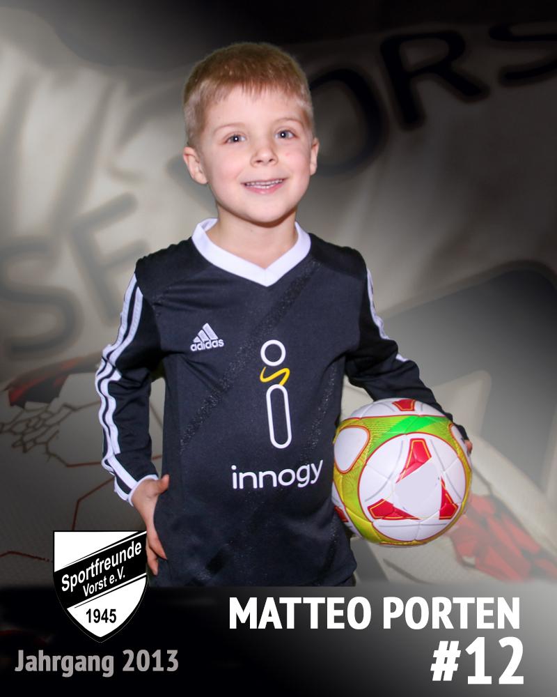 Matteo Porten