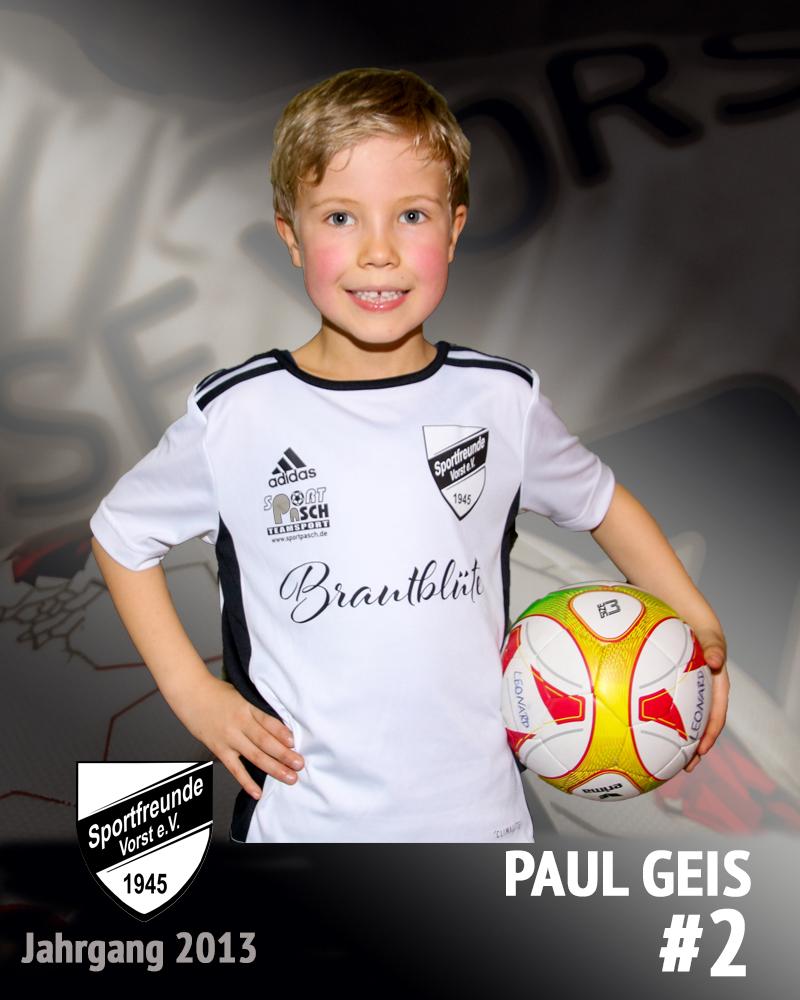 Paul Geis