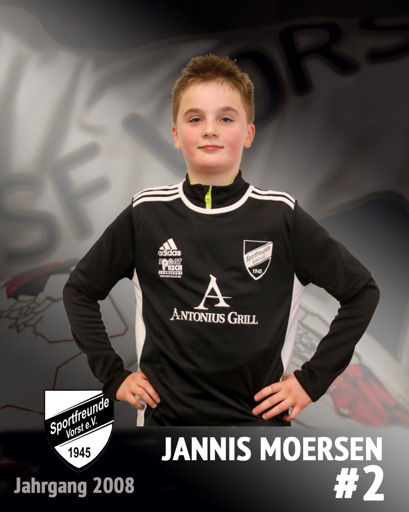 Jannis Moersen