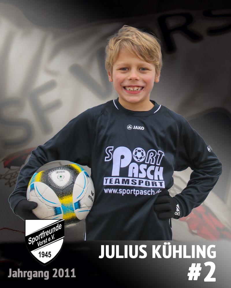 Julius Kühling