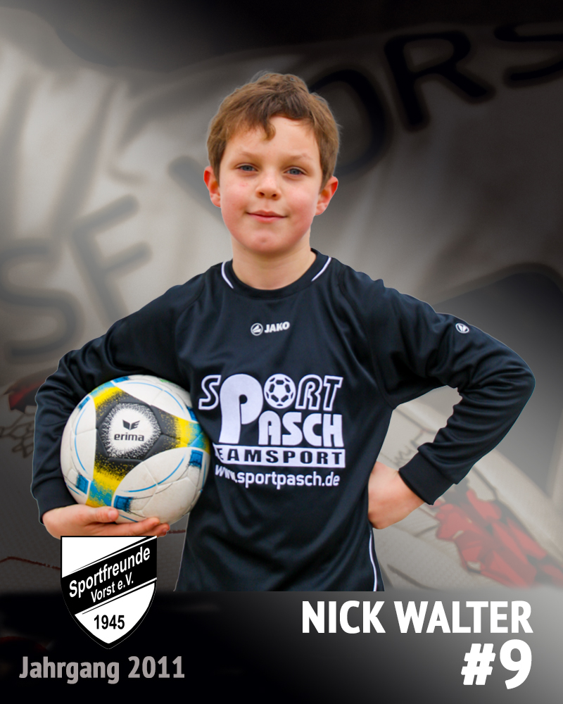 Nick Walter