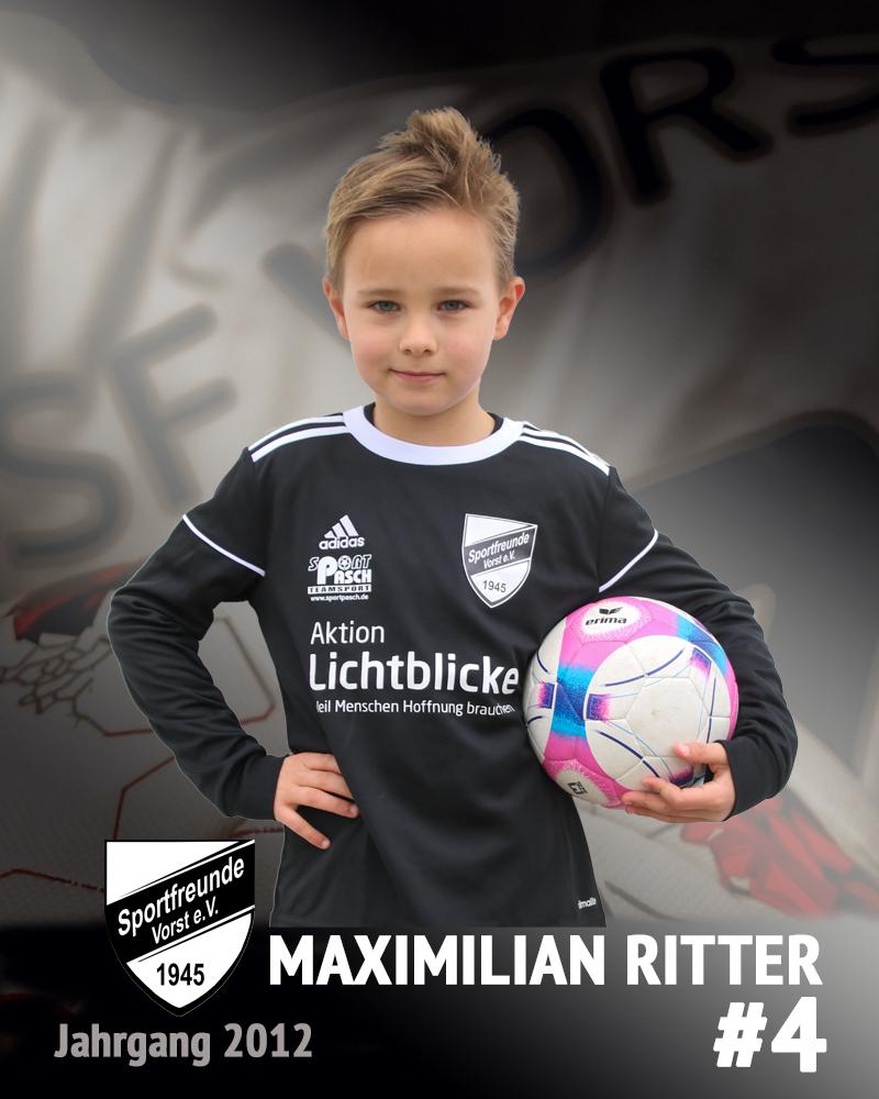 Maximilian Ritter