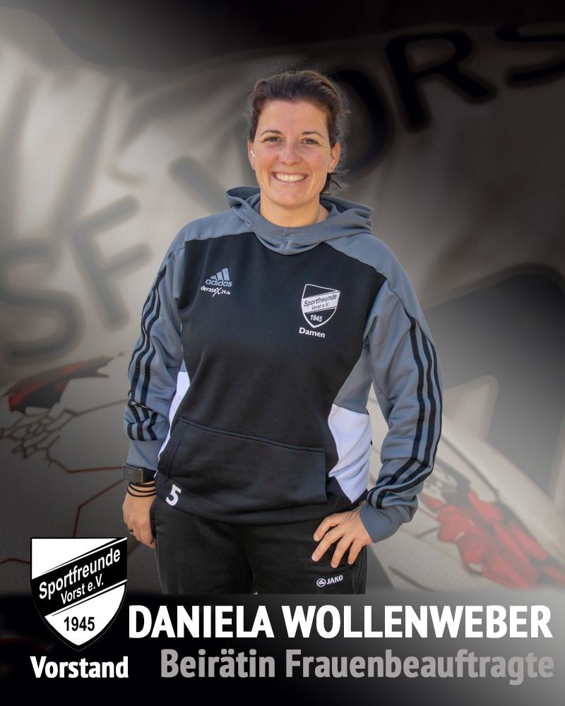 Daniela Wollenweber