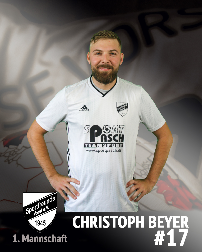 Christoph Beyer