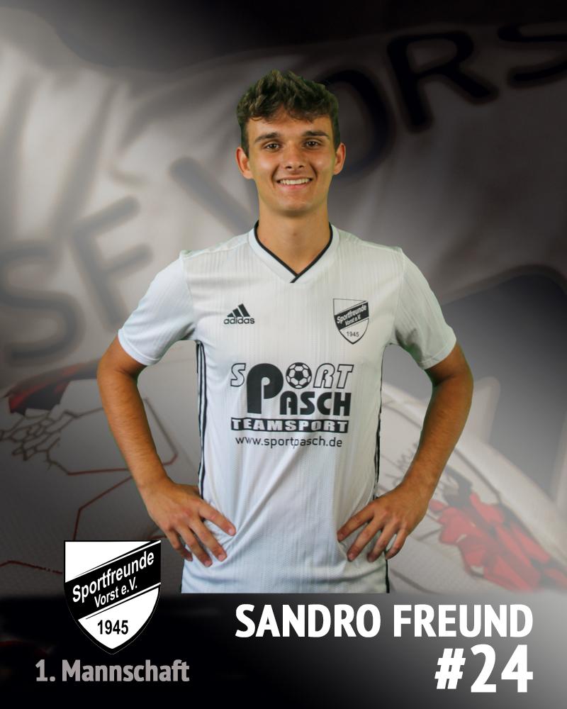 Sandro Freund