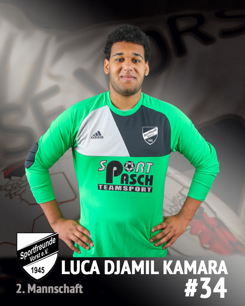 Luca Djamil Kamara
