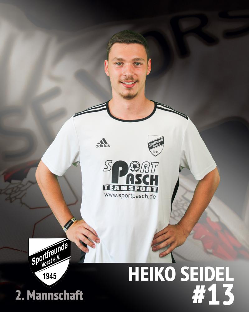 Heiko Seidel