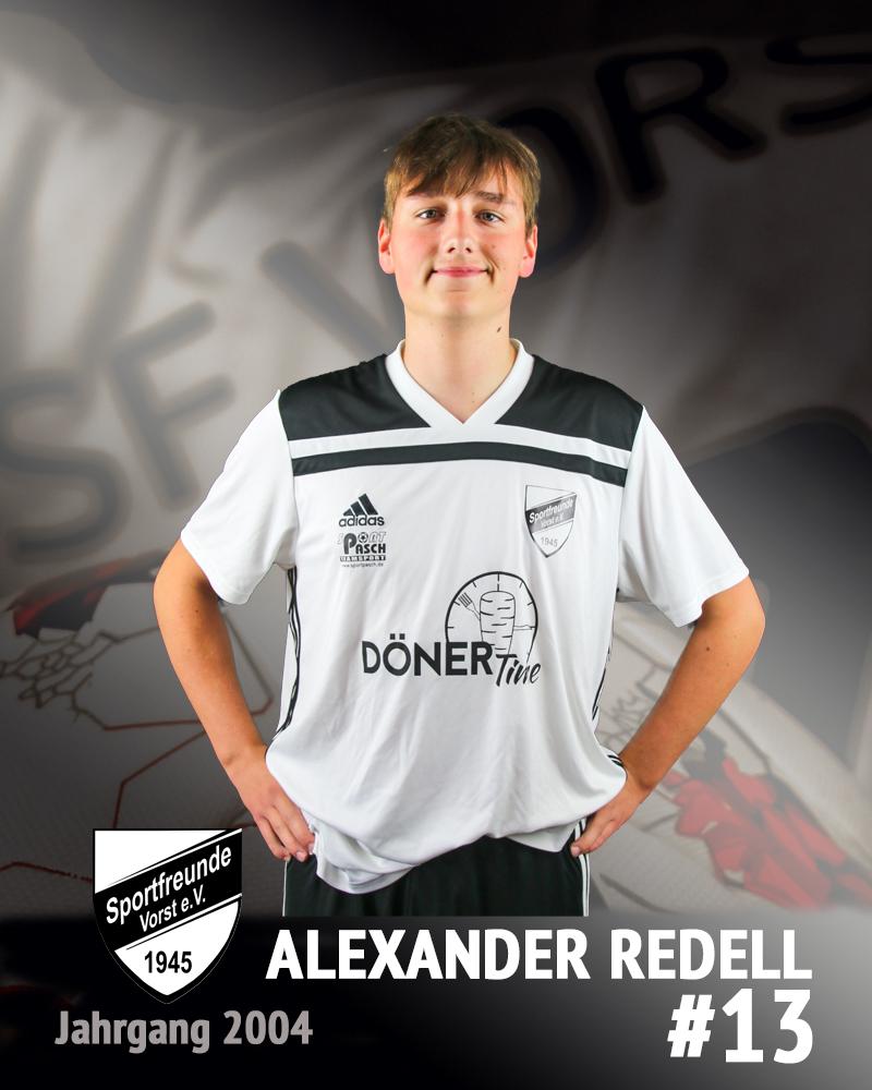 Alexander Redell