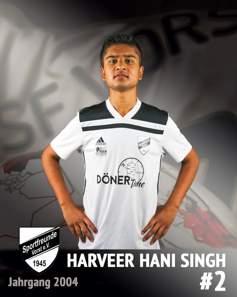 Harveer Hani Singh